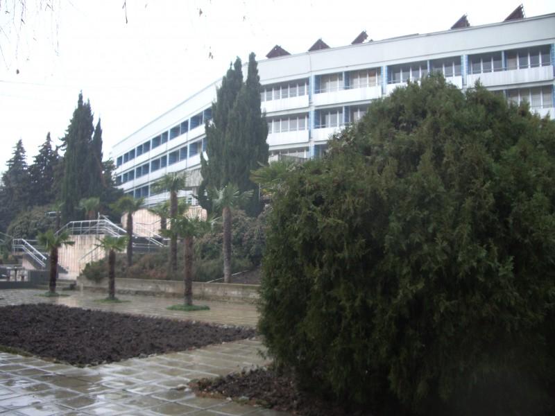 Пансионаты отели гостиницы крыма