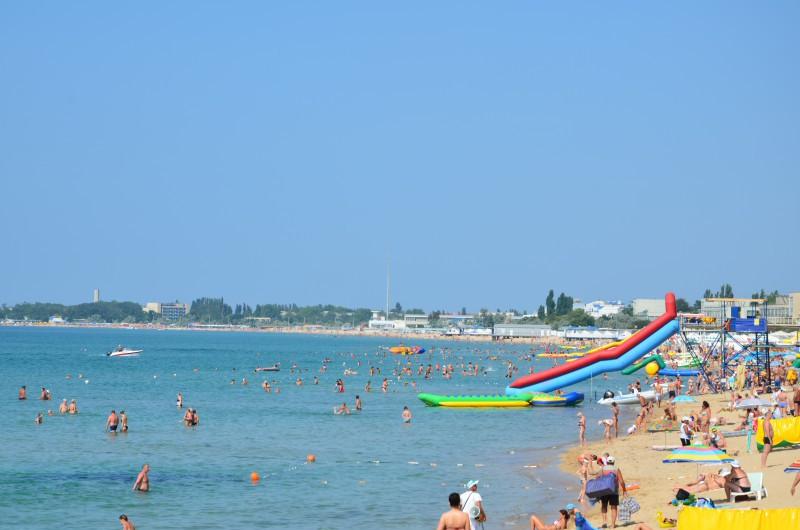 Гостевые дома у моря в Евпатории - отдых в Крыму цены